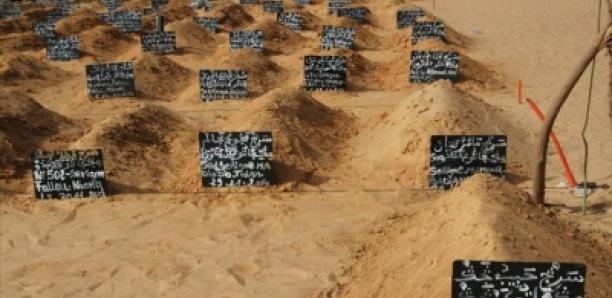 Bakhiya, Touba : Une centaine de tombes profanées