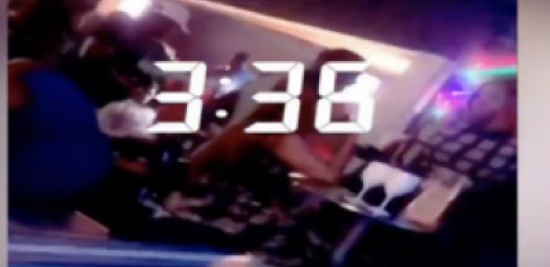 Soirée privée de Rangou : Voici la vidéo de 1mn13 qui a fuité