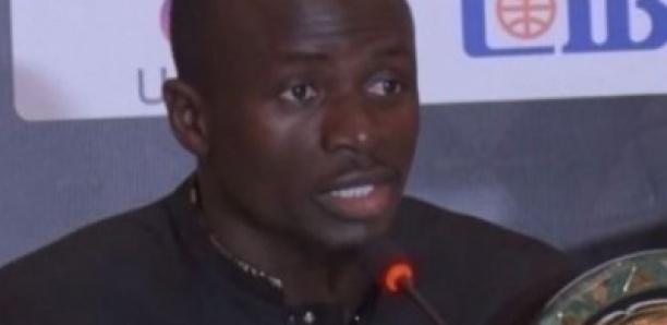 SADIO ROMPT LE SILENCE: «Je suis déçu… »