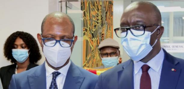Non. Diary Sow n'a pas été retrouvée Le consulat du Sénégal en France dément formellement!