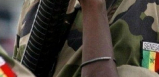 L'armée bombarde les «rebelles» en Casamance