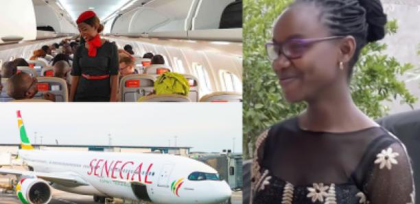 Diary Sow est rentrée ce mercredi à bord d'un vol d'Air Sénégal