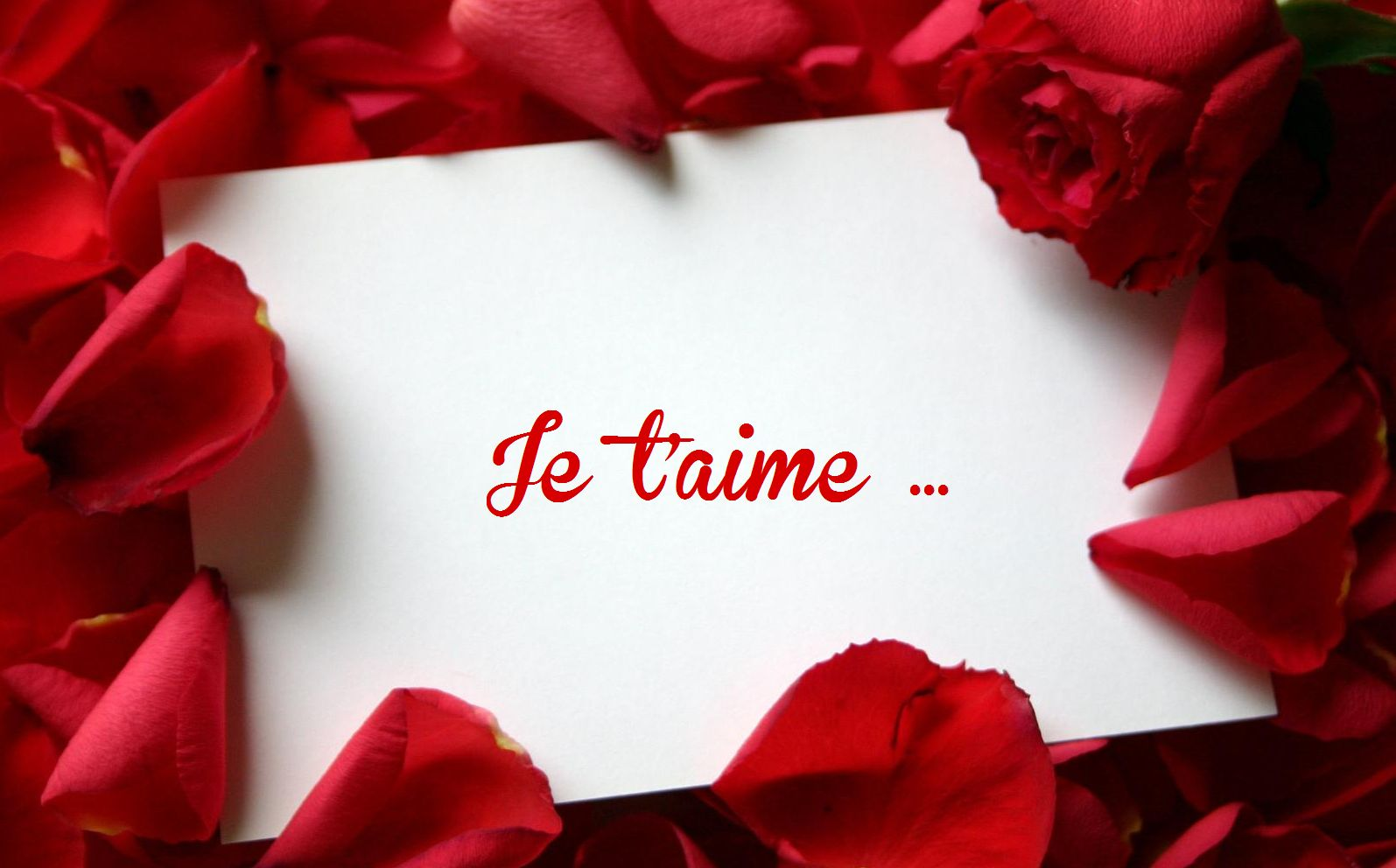 Mais c 39 est quoi l amour au juste - Message original saint valentin ...