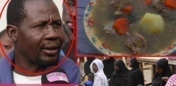 Thiaroye : Le père des deux enfants qui ont perdu la vie après avoir consommer de la soupe dit tout et déplore