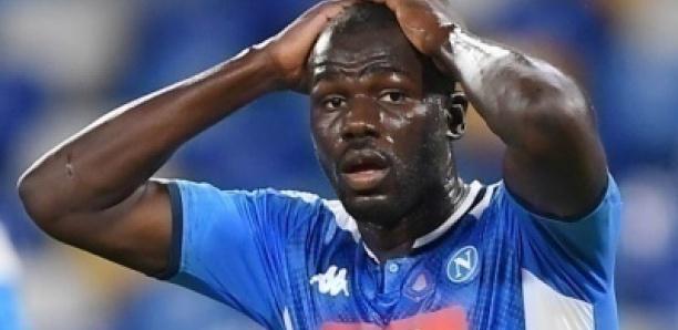 LDC – Naples : Kalidou Koulibaly ne jouera contre FC Barcelone