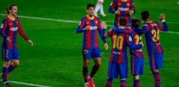 Barça : Piqué et Griezmann se sont insultés pendant le match contre PSG !