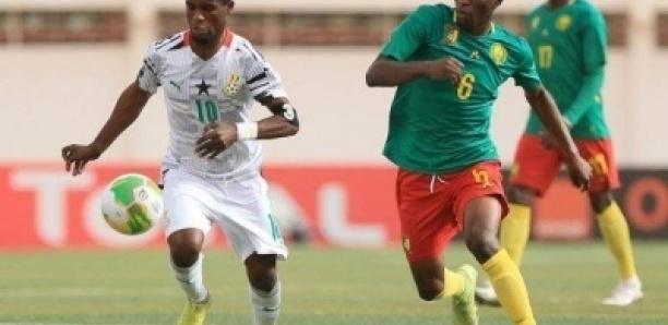 CAN U20 : Le Ghana bat le Cameroun et file en demies