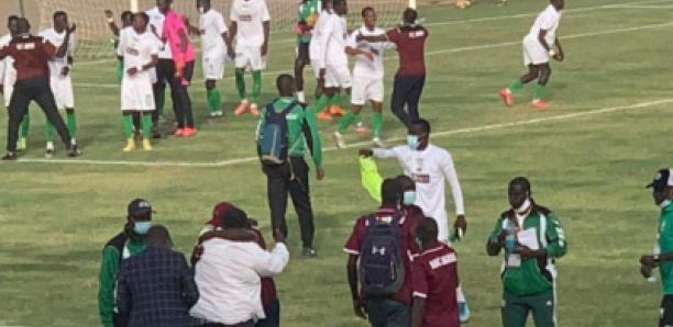 Coupe Caf: Le Jaraaf qualifié en phase de poules