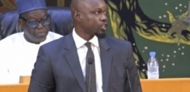 Assemblée nationale : L'immunité parlementaire de Sonko levée