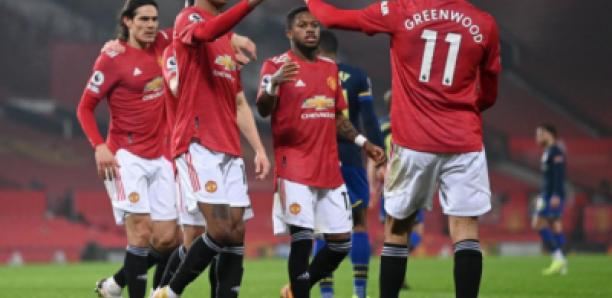 Premier League : Man Utd inflige un 9-0 à Southampton