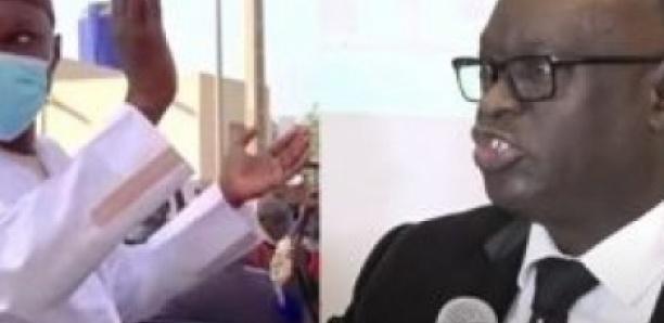 """Me Elhadji Diouf: """"Est-ce que Sonko n'a pas marabouté les jeunes? j'ai vu des femmes…"""""""