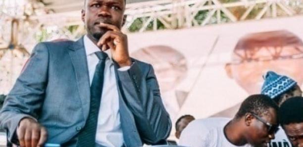 Ousmane Sonko:
