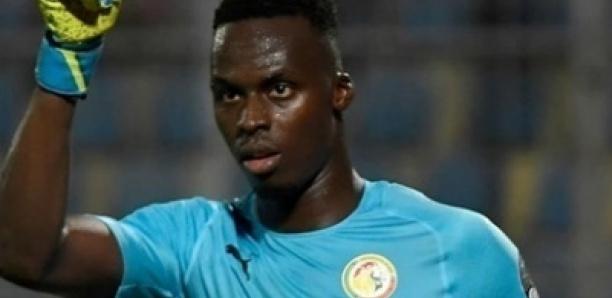 Equipe Nationale du Sénégal : Edoaurd Mendy s'exprime sur son absence