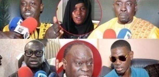 """Les artistes et comédiens assènent leurs vérités à Me Elhadj Diouf et Adji Sarr : """"Loutah lou bone louniou"""""""