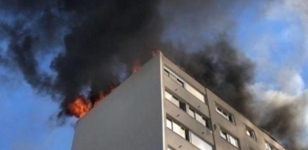Sphère ministérielle de Diamniadio : Le siège de Promovilles en flammes