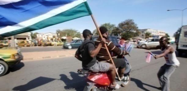 Vidéo – LA FOLIE À BANJUL, APRÈS LA QUALIFICATION DE LA GAMBIE À LA CAN 2022 !