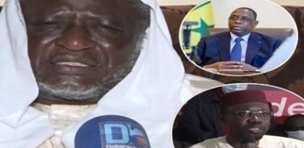 """Serigne Cheikhna Sam : « Macky et Sonko sont les seuls responsables de cette situation…"""""""