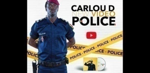 Video : Carlou D Rend Hommage Aux Policiers