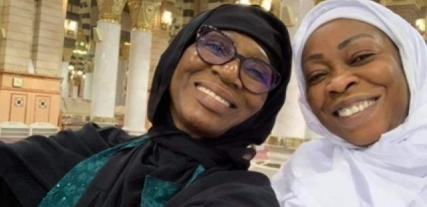 Vidéo. La Oumra des sœurs de Youssou Ndour