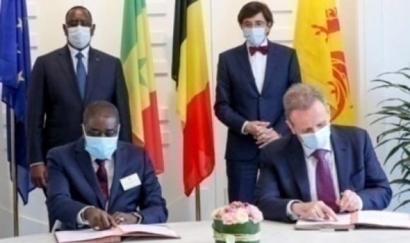 Production De Vaccins Made In Sénégal: Des Contrats De Partenariats Signés, Ce Mardi, En Belgique