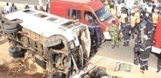 Accident de la route : 2866 décès en 2020 contre 1203 en 2019 (rapport)