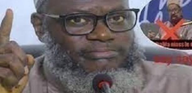 """Oustaz Oumar Sall tacle sévèrement Ahmet Khalifa Niass : """"Khamoul dara…"""""""