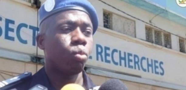 Le commandant Abdou Mbengue quitte la section de recherches !