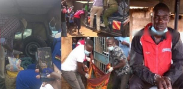 Un homme décapite sa grand-mère et amène sa tête au poste de police