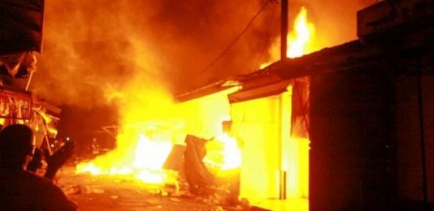 Dernière minute : Explosion dans une usine à Mbao