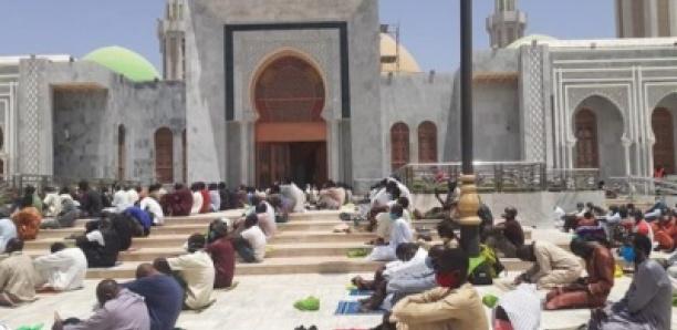 Korité-2020 : Suivez la prière de l'eid à la grande mosquée de Touba