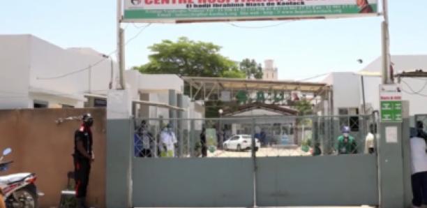 Covid-19 : Il ne reste que 4 patients à l'hôpital régional de Kaolack... 14 tests sont revenus négatifs.