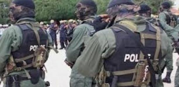 PRIME DE 7100 FCFA AUX POLICIERS : « C'EST DE L'AUMÔNE » !