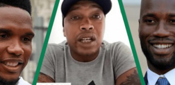 Meilleur joueur africain: recadré par Eto'o, El-Hadji Diouf réplique