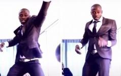 Voici La Vidéo De Noël Dieng Qui Danse Le Mbalax Avec Les Pirates De Dieuppeul