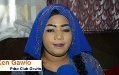 Malgré La Maladie De La Diva Coumba Gawlo,son Fan Club Gawlo A Distribué Des Denrées Alimentaires