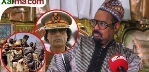 Révélation d'Ahmed khalifa Niasse : « j'ai été colonel dans l'armée libyenne »
