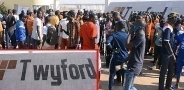 Les 25 travailleurs de Twyford mis en liberté provisoire.