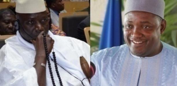 Gambie : À quelques mois de la présidentielle, Jammeh met la pression sur Barrow.