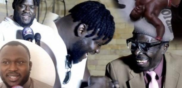 Souleymane Faye fait une surprise à son lutteur préféré Eumeu Sène