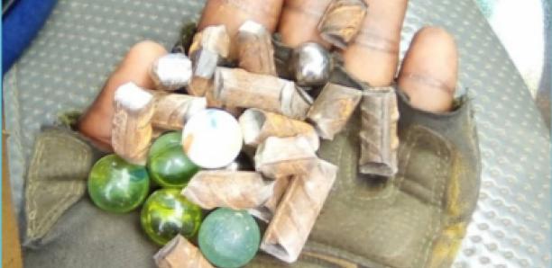 Violentes manifestations à Dougar: Ce type de projectiles désormais prisés par les sénégalais