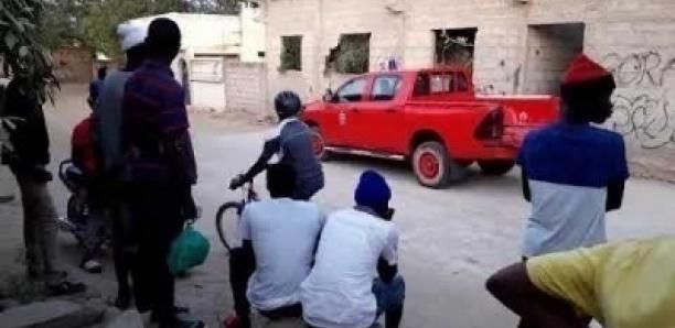 Mamadou Moustapha Lèye se tire une balle dans la tête