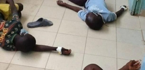 Yeumbeul : 13 enfants victimes d'intoxication alimentaire lors d'une soirée d'anniversaire