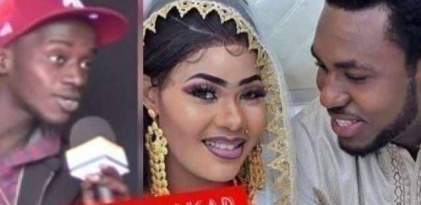 Bambaly Seck confirme son problème avec Mandiaye Seck: « yeugou ma sakh mariage donc mou lerr»