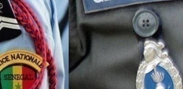 Ouest-Foire/ Arrestation de « trafiquants » de drogue: Policiers et gendarmes se crêpent le chignon