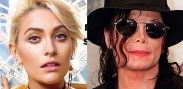 Michael Jackson: sa fille Paris dévoile ses photos inédites