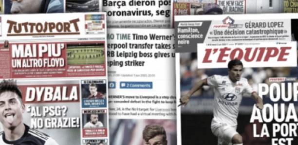 Coronavirus : cinq joueurs du Barça ont été testés positifs...