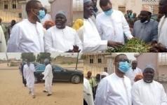 Youssou Ndour Chez Ndoye Bane : Découvrez Le Cadeau Des Pirois