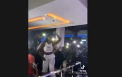 La Danseuse Qui A Explosé La Soirée De Wally Seck Et Qui Défie Ndeye Ndiaye Banaya...