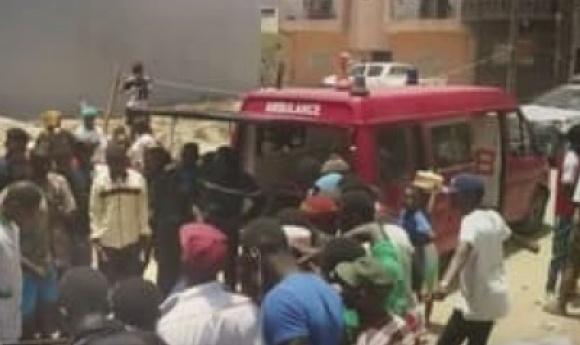 Keur Massar : Un Ressortissant Guinéen Poignarde à Mort Son Frère Aîné