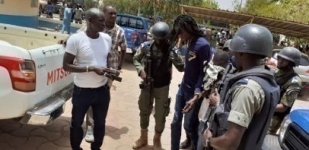 Mort du chauffeur de Boy Djinné à l'aide d'un